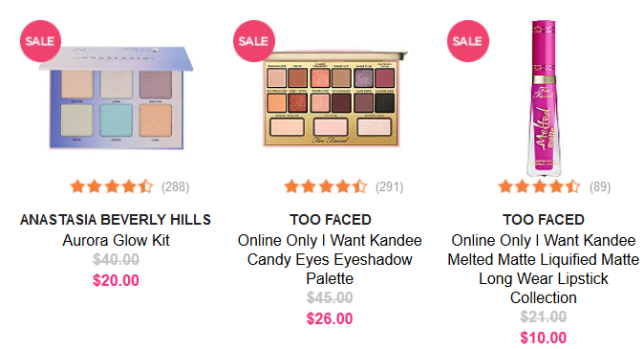 Ulta Beauty hot buys april 2018 see more at icangwp beauty blog