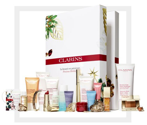 Clarins Advent Calendar   218 Value   Sale Event   Clarins.png