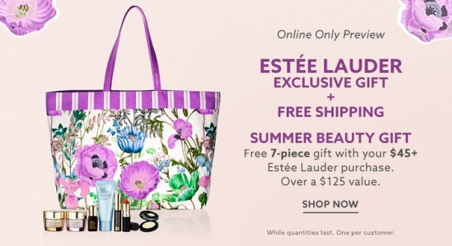 estee lauder gift 7pc w 45 at Lord and Taylor see more at icangwp blog april 2018