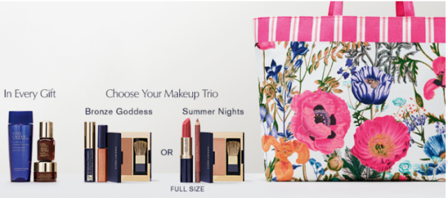estee lauder gift with purchase at Boscovs may 2018 icangwp blog