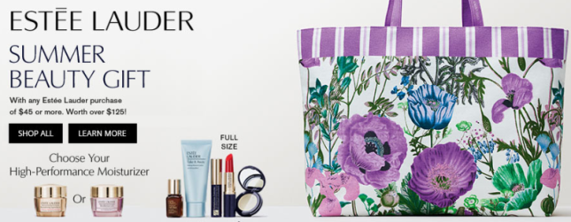 estee lauder gift with purchase at Dillards may 2018 see more at icangwp blog