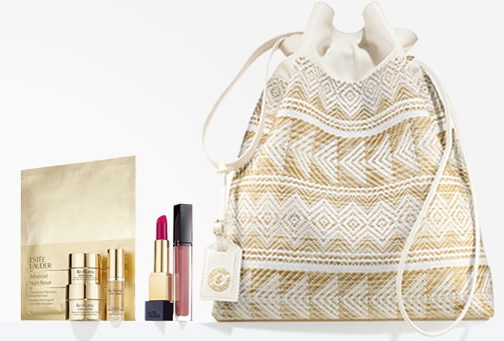 estee lauder gift with purchase at Saks may 2018 icangwp blog
