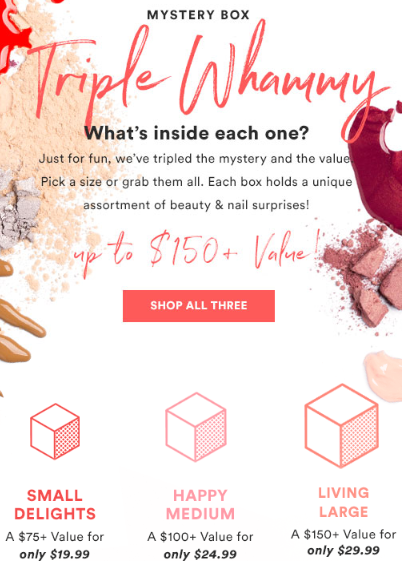 Julep What_s better than a mystery box icangwp blog may 2018