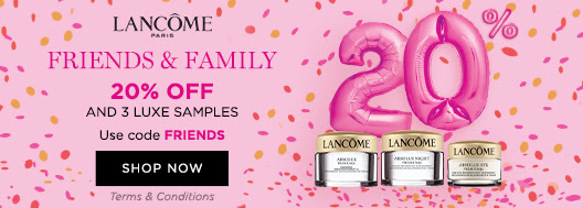 lancome friends and family icangwp blog