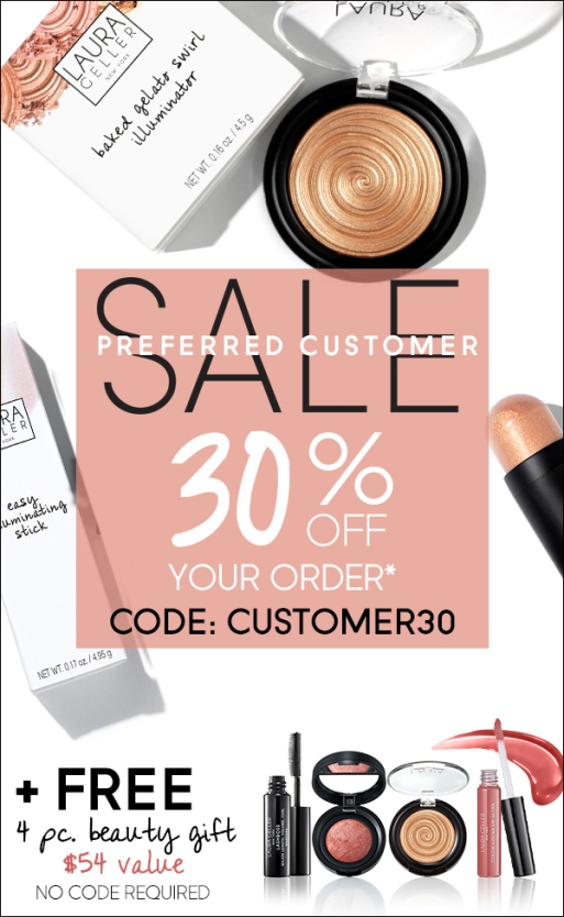 laura geller free gift with any purchase 4pc icangwp blog