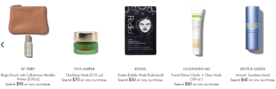 Space NK free sample Apothecary Offers and Gifts with Purchase icangwp blog may 2018