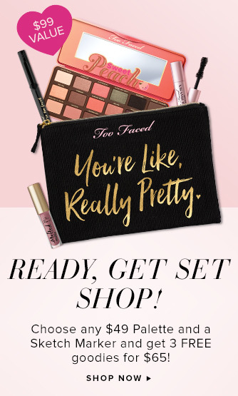 too faced Essentials set icangwp blog