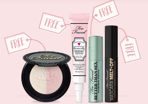 Too Faced gwp 65 icangwp