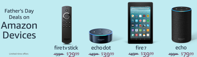 Amazon father's day device deals icangwp blog