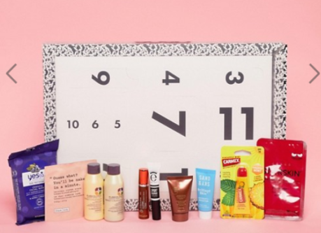 asos advent calendar 2018 Beauty Extras Vacation Countdown Calendar icangwp blog