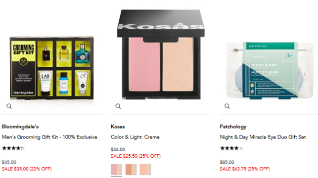 beauty sale Bloomingdales icangwp blog