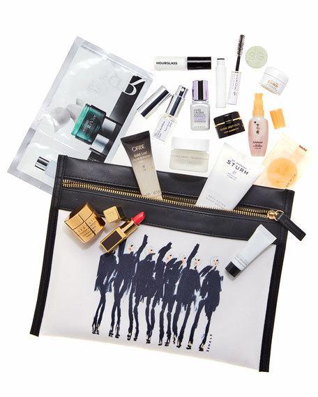 bergdorf goodman be beautiful event gift bag 2018 icangwp blog june 2018