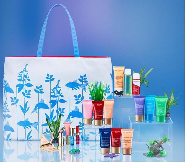 clarins fourth of july gift with purchase icangwp blog