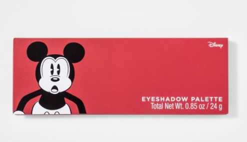 Disney Mickey Mouse Friends Mickey Cosmetic Eye Palette Smokey 0.85oz Target