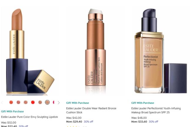 estee lauder Sale Discount Perfume Makeup More Deals Nordstrom