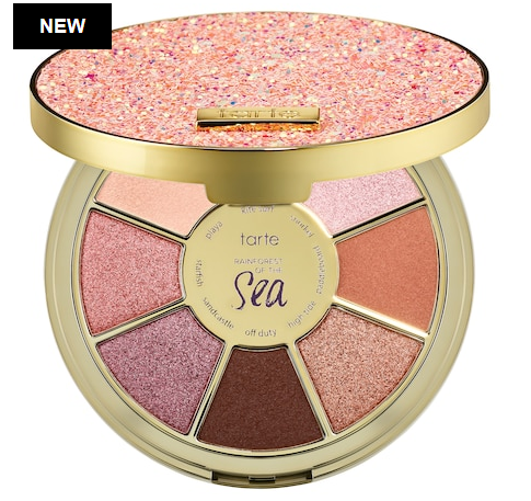 Eyeshadow Palette Volume IV Rainforest Of The Sea™ Collection tarte Sephora