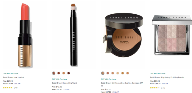 Nordstrom beauty sale icangwp blog june 2018