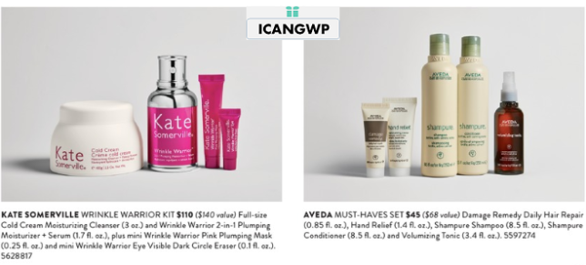 Nordstrom Catalogs aveda icangwp blog