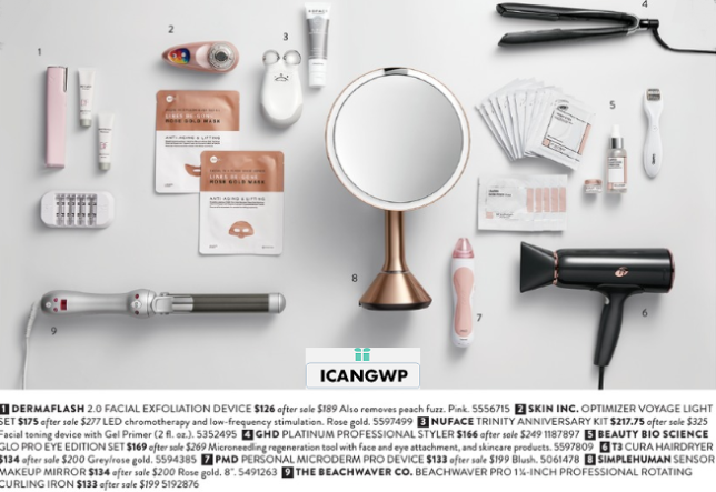 Nordstrom Catalogs beauty device icangwp blog