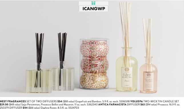 Nordstrom Catalogs candle icangwp blog