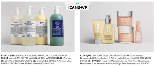 Nordstrom Catalogs clinique icangwp blog