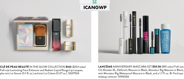 Nordstrom Catalogs lancome icangwp blog