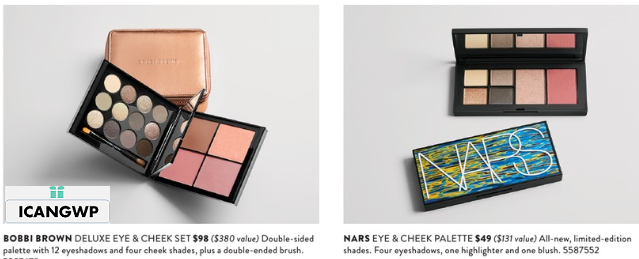 Nordstrom Catalogs nars icangwp blog