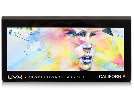 NYX Professional Makeup California Palette All Makeup Beauty Macy s