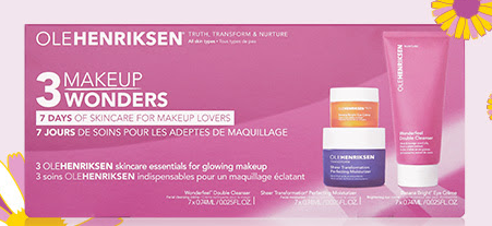 ole henriksen Our gift to you A week of wonderful makeup
