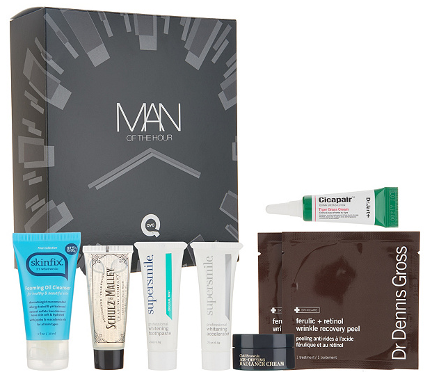 QVC Beauty Man of the Hour 6 Piece Collection — QVC.com icangwp
