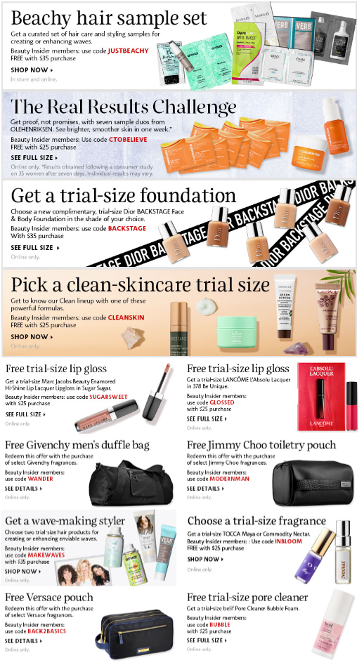 Sephora Coupons Promo Codes Coupon Codes Sephora icangwp blog