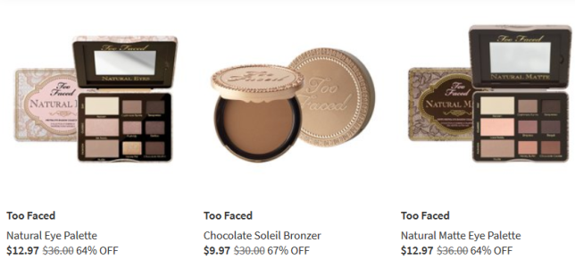 Too Faced   Nordstrom Rack icangwp blog.png