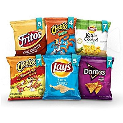 amazon snack