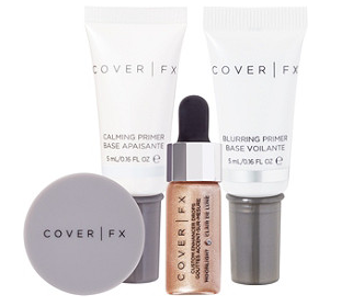Beauty Break FREE 4 Pc Cover FX Gift with any 50 online purchase