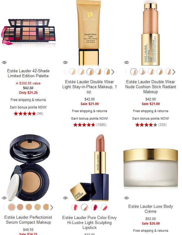 Beauty Estée Lauder 50 Off Select Estée Lauder Macys icangwp blog