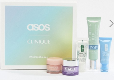 Beauty Extras ASOS Clinique Box icangwp blog