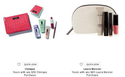 Beauty Products Designer Cosmetics at Neiman Marcus clinique bonus