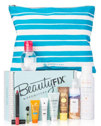 BeautyFIX July 2018 Dermstore icangwp blog