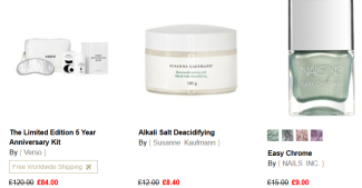 Cult Beauty uk summer sale icangwp beauty blog 1