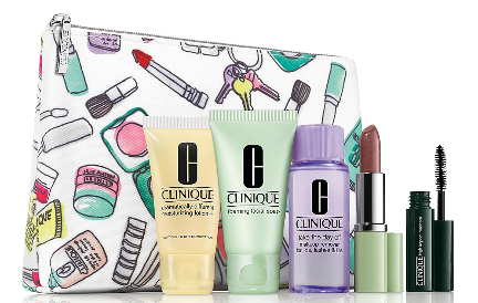 Gift with any 40 Clinique purchase Bloomingdales icangwp blog