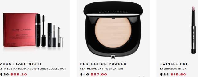 July Flash Sale 40 Marc Jacobs Beauty icangwp beauty blog