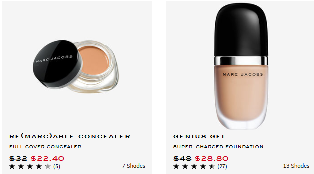 July Flash Sale Marc Jacobs Beauty icangwp blog