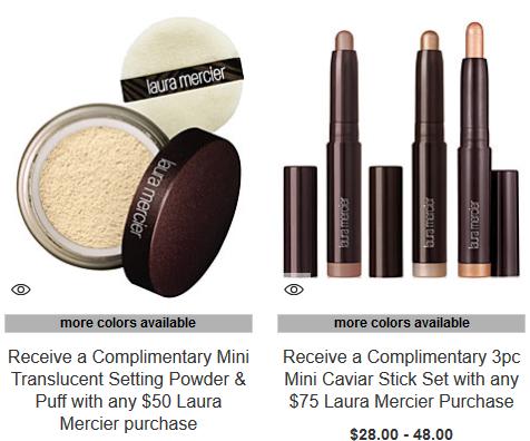 Laura Mercier Beauty Gift With Purchase Macys icangwp blog