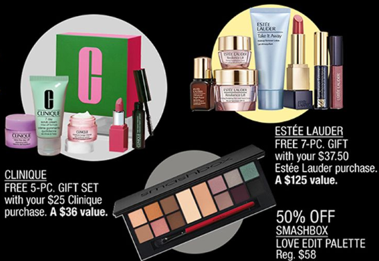 *HOT* Estee Lauder 7Pc Gift with $37.50 Purchase at MACY'S BLACK FRIDAY in July and More
