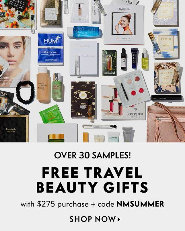 neiman marcus beauty event gift with purchase 21pc w 275 icangwp blog july 2018