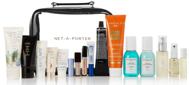 Net A Porter Beauty Jet A Porter Beauty Kit NET A PORTER.COM