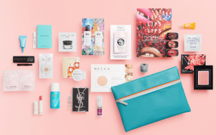 nordstrom 21pc Gift with Purchase 75 nordstrom icangwp beauty blog july 2018 coupon code teal