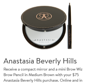 nordstrom anniversary Gift with Purchase abh 75 Nordstrom icangwp beauty blog