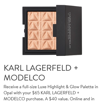 nordstrom anniversary Gift with Purchase model co Nordstrom icangwp beauty blog