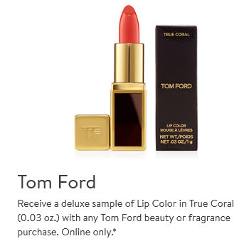 nordstrom anniversary Gift with Purchase tom ford Nordstrom icangwp blog